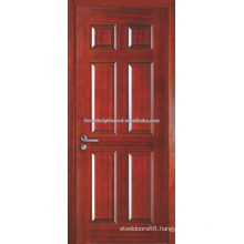 Factory Finished 6 Panel Molded Door