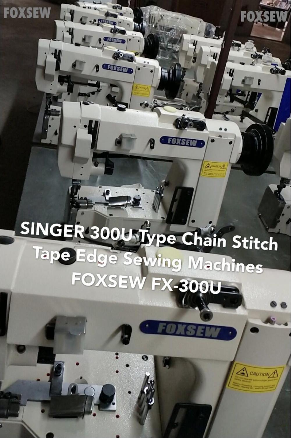 300u Tape Edge Sewing Machine