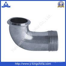 Polished Elbow Brass Pipe Fitting (YD-6031)