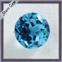 Голубой топаз, полудрагоценные камни, драгоценные камни для ювелирных изделий