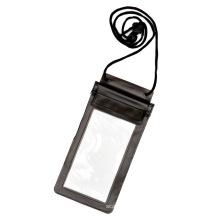 Barato promocional claro pvc impermeável bolsa de telefone móvel (yky7263)