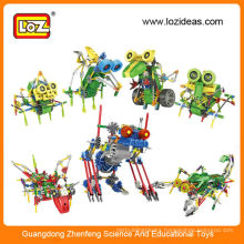 LOZ electric building blocks children's educational toys