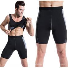 Pantalones cortos de compresión deportiva Pantalones cortos de capacitación deportiva Leggings