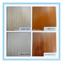 different colors Melamine faced MDF/HDF board