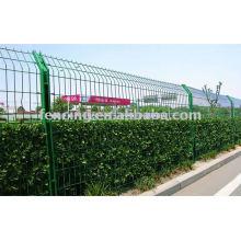 clôture de l'aéroport