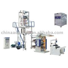 SD-45-YT-2600 pe film soplado y máquina de impresión flexográfica conjunto
