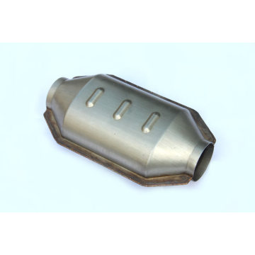 Eftermarknad Keramisk Core Catalytic Converter