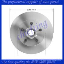 E3TZ1102A E5TZ1102A F37Z1102A ZZM033251 freins à disque avant pour ford ranger