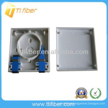 Caja de conexiones interior FTTH