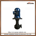 Vertical corrosion-resistant chemical centrifugal pump