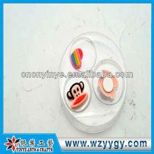 Nueva cubierta móvil etiqueta etiqueta, OEM PVC suave móvil