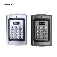 Sebury RFID Standalone Metal Shell Access System Keypad Outdoor Single Door Controller