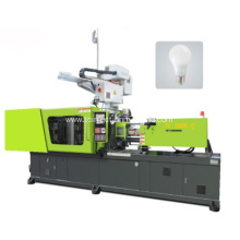 LED Round Bulb Cover Blowing Injection Moulding Machine