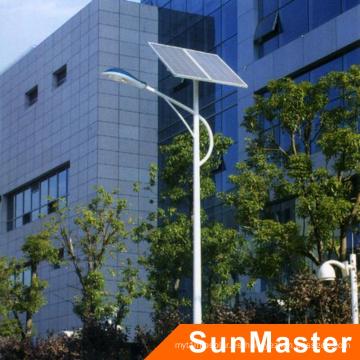 30W luces de energía solar