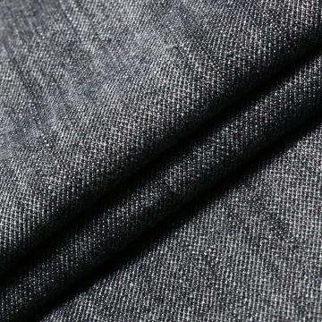 Tencel Linen Viscose Polyester Coton Spandex Denim Fabric
