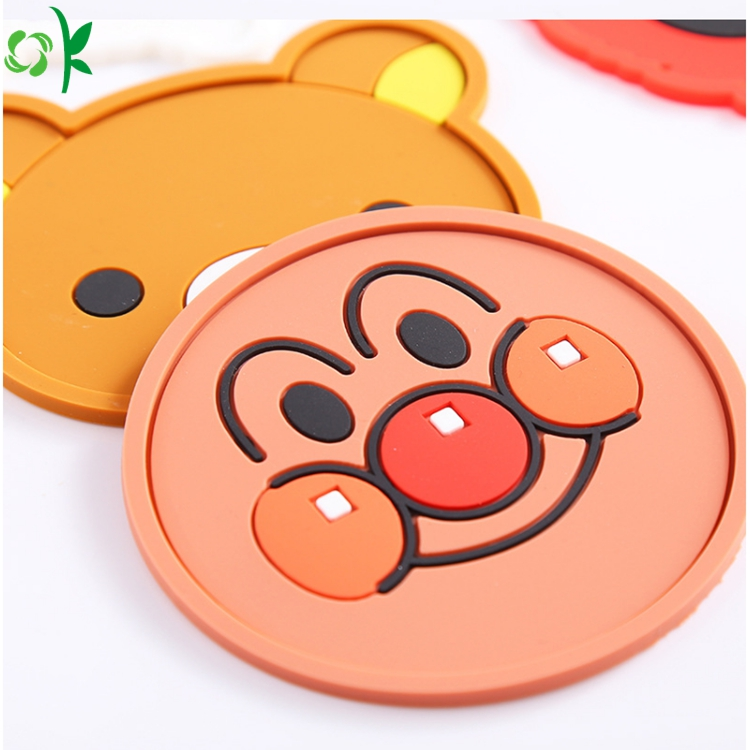 Silicone Cup Mats