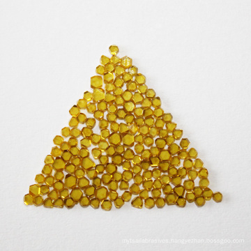 China Made Brilliant Cut Single Crystal HPHT Rough Diamond Chinese Supplier