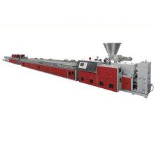 Wood Plastic Extruder Machine/WPC Profile Extruder Machine