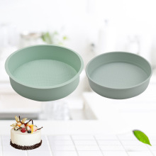 custom wholesale High quality 3d moldes de silicona making diy cake baking mould silicone resin molds