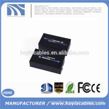 HDMI 1.4V 1080P Extender Converter Up to 60M,Video Audio Extender Over Cat6/Cat7