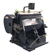 ML1200 corrugated board die cutting and creasing machine for carton