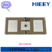 Lámpara de interior del remolque del LED con el interruptor del tacto nueva lámpara interior llevada del techo para el carro