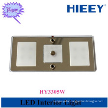 LED trailer interior lamp with touch switch new led interior ceiling lamp for truck