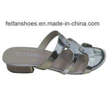 2016 Novo Estilo de Moda de Alta Qualidade Mulheres Sandálias Chinelo