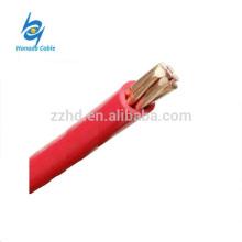 Cable eléctrico de la vivienda del cobre del PVC del circuito de la familia 450 / 750V