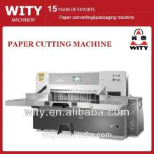 YPW-T Machine de coupe de papier programmée de haute précision