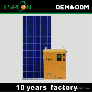 300W 220v energía solar portátil DC y sistema de CA