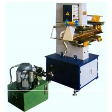 Máquina de carimbo quente hidráulica Stj-63 / máquina de cartão de visita gravada