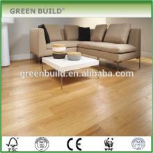 Телевизор с УФ-краска натурального дуба Проектированный деревянный настил