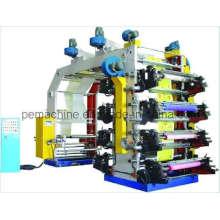 Machine d'impression flexographique à haute vitesse 8 couleurs (HYT-8600-81600)