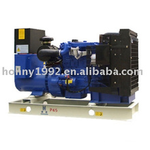 Power diesel generation