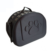 Breathable Folding Portable Crossbody Portable Pet Bag for Cats and Dogs