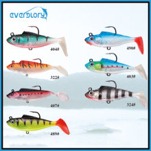 2′/3′/5′ Different Color Soft Lead Fishing Fishing Lure