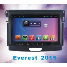 Système Android Car DVD pour écran tactile Everest avec navigation GPS de voiture
