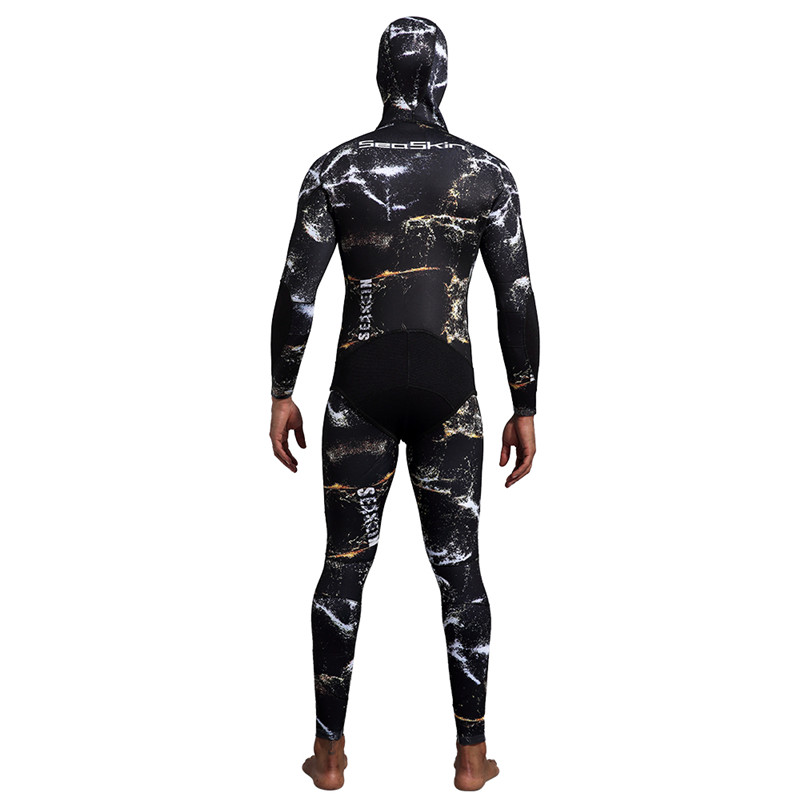 Seaskin Two Pieces Spearfishing Wetsuit