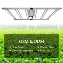 480W Gelenkstange Led Grow Light für Innenräume