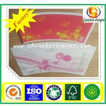 228g Coated Cup Paper-White Color