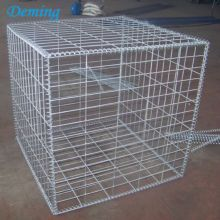 Double Twist Heavy Gegalvaniseerde Geweven Gabion Mand