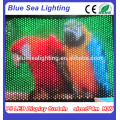P9 RGB LED Display Curtain Cloth\LED Stage Backdrop Decoration