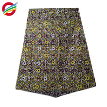 make-to-order 100% cotton woven african wax print fabric