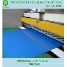 Пластина CTP с высокой разрешающей способностью