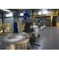 Industrial external half pipe high pressure reactor vessel
