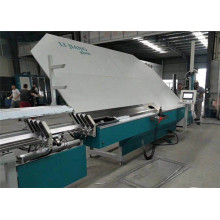 Quadro de alumínio da máquina de dobra automática