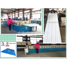 Metal Glazed roof till roll forming machine