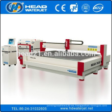 Máquina de corte por chorro de agua de cabeza de corte dinámica de alta presión