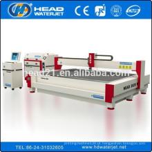 Máquina de corte a jato de água da cabeça de corte dinâmica de alta pressão